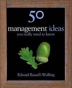 50 Ideas You Really Need to Know  Management PDF