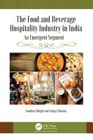 The Food and Beverage Hospitality Industry in India PDF