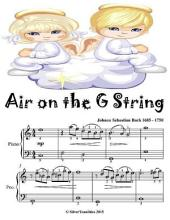 Air On the G String - Easiest Piano Sheet Music Junior Edition