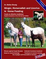 Ginger, horseradish and licorice in horsefeeding