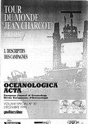 Download Tour du monde  Jean Charcot   1983 1987 Book