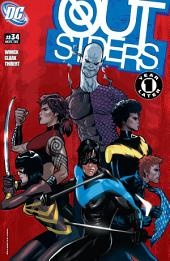 Outsiders (2003-) #34