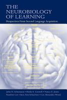 The Neurobiology of Learning PDF