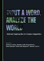Input a Word  Analyze the World PDF