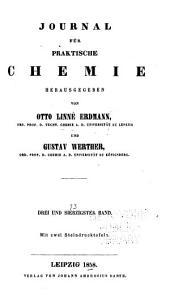 Journal für praktische Chemie: Band 73