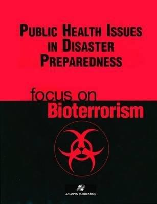 Public Health Issues in Disaster Preparedness PDF
