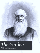 The Garden: An Illustrated Weekly Journal of Gardening in All Its Branches, Volume 50