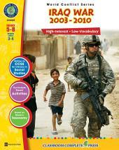 Iraq War (2003-2010) Gr. 5-8