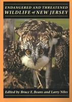 Endangered and Threatened Wildlife of New Jersey PDF
