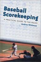 Baseball Scorekeeping PDF