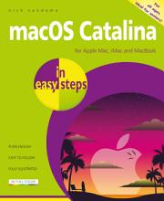 macOS Catalina in easy steps PDF