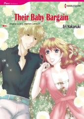 THEIR BABY BARGAIN: Harlequin Comics