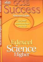 GCSE Edexcel Science Higher Success Revision Guide PDF