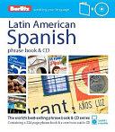 Latin American Spanish Phrase Book
