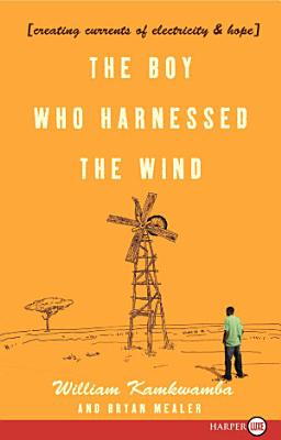 The Boy Who Harnessed the Wind LP