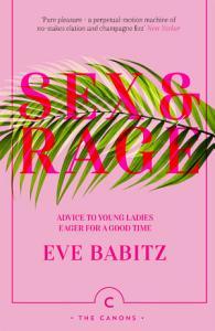 Sex   Rage Book
