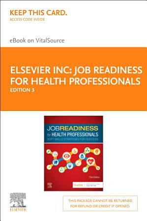 Job Readiness for Health Professionals   E Book PDF