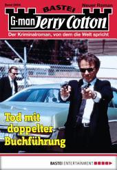 Jerry Cotton - Folge 2954: Tod mit doppelter Buchführung