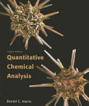 Quantitative Chemical Analysis 8e   Sapling Hw Etext 6 Month Access