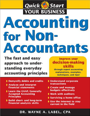Accounting for Non accountants