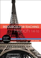 Resources for Teaching French  14 16 PDF
