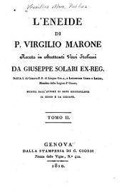 L'Eneide di P. Virgilio Marone: Volume 2