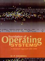 Foundation of Operating Systems PDF