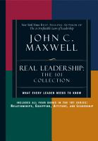 Real Leadership  The 101 Collection PDF