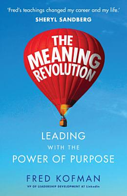 The Meaning Revolution