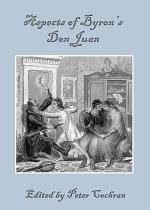 Aspects of Byron's Don Juan