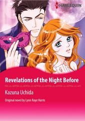 REVELATIONS OF THE NIGHT BEFORE: Harlequin Comics Bundle