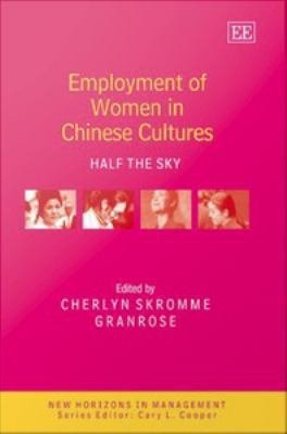 Employment of Women in Chinese Cultures PDF