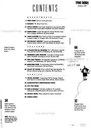 Travel Holiday PDF