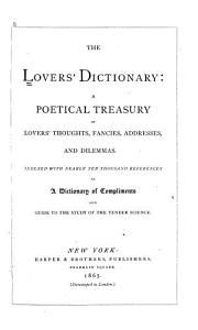 The Lovers  Dictionary PDF