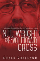N t  Wright and the Revolutionary Cross Book