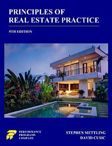 Principles of Real Estate Practice Book
