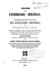 Tratado de las enfermedades sifilíticas: ó estudio comparado de todos los métodos usados para curar las afecciones venéreas