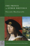 The Prince and Other Writings PDF