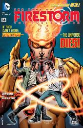 The Fury of Firestorm: The Nuclear Man (2011-) #14