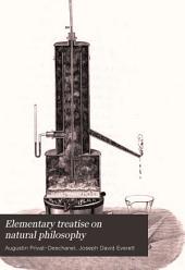 Elementary Treatise on Natural Philosophy: Volume 2