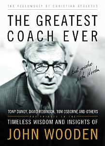 The Greatest Coach Ever Book