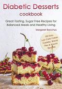 Diabetic Desserts Cookbook