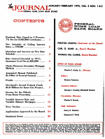 THE JOURNAL OF THE FEDERAL HOME LOAN BANK BOARD  CLEVELAND S SECOND FEDERAL FUNDS INNER CITY PROJECT  INCOME FOR THE ELDERLY FROM HOMEOWNERSHIP  NEW CONCEPTS IN MORTGAGE LENDING PDF