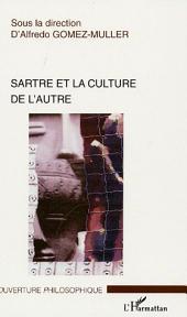 Sartre et la culture de l'autre