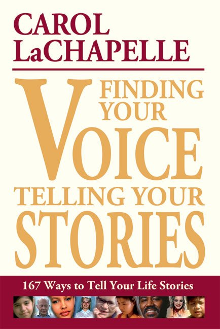 Finding Your Voice, Telling Your Stories