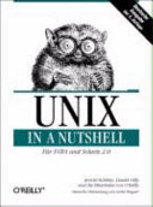 UNIX in a nutshell PDF