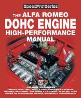Alfa Romeo DOHC Engine High Performance Manual PDF