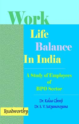 Work life balance in India   A study of employees of BPO sector