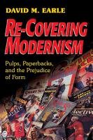 Re Covering Modernism PDF