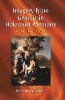 Imagery from Genesis in Holocaust Memoirs PDF